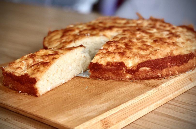 Солен кекс с кашкавал